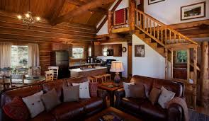 Traditional Living Room Design Rustic Living Room Design With Brown Square Sofa Traditional Rooms