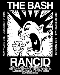 rancid we ve had some friends make up some amazing bash we ve had some friends make up some amazing bash flyers take a stab