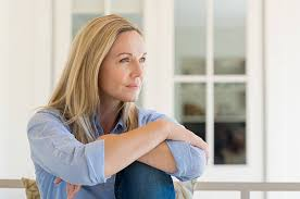 Mature women with long hair and why a woman past a certain age