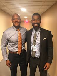 """Wes Moore on Twitter: """"I am grateful to you, brother. Thank you for your  leadership and your voice.… """""""