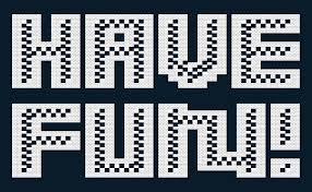 With Blocky Symbols Fsymbols make Huge Text px7t4xqf