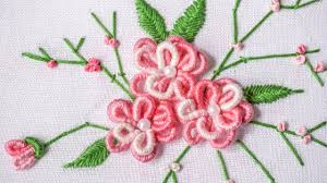 Hand Embroidery Patterns Fascinating DIY Projects Hand Embroidery Design HandiWorks 48 YouTube