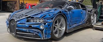 In this video i'll show you how to make bugatti chiron using cardboard. This Place Making Bugatti Chirons Out Of Scrap Metal Will Blow You Away Autoevolution