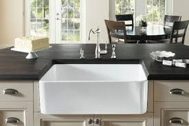 blanco farmhouse sink. Unique Sink Ceramic Becomes Elevated With The BLANCO Fireclay Sinks Collection Our  Are Designed A Farmhouse Style Bringing Rustic Countryside  In Blanco Farmhouse Sink C