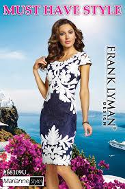 Frank Lyman Design 2016 Marianne Style Frank Lyman Clothing Frank Lyman Design
