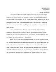 two kinds essay rose schneibel rose schneibel ap lit and comp  1 pages untitled document