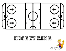 Small Picture Power House Hockey Coloring Pages YESCOLORING Free Hockey