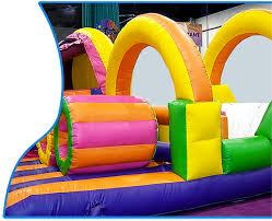 indoor inflatable center