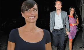Christine Bleakley indulges <b>her</b> passion for fashion at <b>Jasper</b> ...