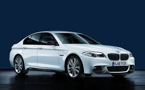BMW Launches M Performance Parts Line for 2012 3 Series, 5 Series