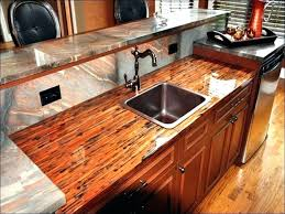 recycled countertop