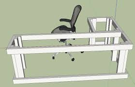 interesting building an l shaped desk 64 in home design interior with building an l shaped desk
