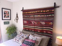 awesome ideas how to hang a rug on the wall designing home with dollar belt hometalk without damaging it velcro heavy