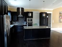 dark wood floor kitchen. Full Size Of Kitchen Ideas:awesome Dark Cabinets With Floors Wood Floor A