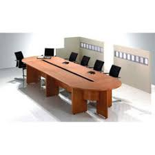 Image Executive Conference Table Indiamart Conference Room Table In Delhi सममलन घर क मज