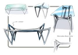 table design sketches. Fine Table MercedesBenz Dining Table MBS 002  Design Sketch Throughout Table Design Sketches I