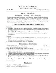 Sample Summary Statement For Resume Top Resume Sample Top Resume