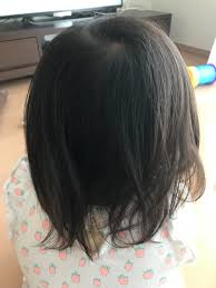 髪が細い少ないそんな子どもでも大丈夫ぶきっちょママでも簡単に