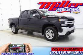 Cars For Sale At Miller Chevrolet In Rogers Mn Auto Com