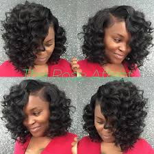 Black Weave Hairstyles 86 Amazing Cute Curly Bob Sew In This Is The Rose Affect Get Pricked By A