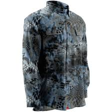 Huk Size Chart Huk Performance Fishing Mens Next Level Kryptek Long Sleeve Shirt