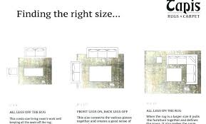 area rug sizes. Living Room Rug Size Common Area Sizes Interior Brilliant Guide To Help You Select Amazing Dining