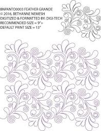 1279 best Pantograph and Digital quilting designs images on ... & White Arbor Quilting and Design - About Me Adamdwight.com