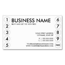 Free Punch Cards Template Punch Card Template Word Ms Word Printable Punch Cards