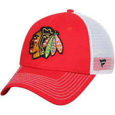 Zhats Size Chart Chicago Blackhawks Core Trucker Adjustable Snapback Hat