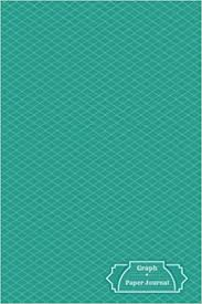Graph Paper Journal Light Blue 6 Inch By 9in Square Graph Paper
