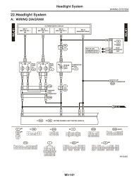 wiring diagram for headlights subaru legacy forums click image for larger version headlight wiring image jpg page 0