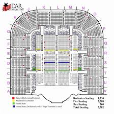 Particular Frank Erwin Events Center Seating Chart Frank