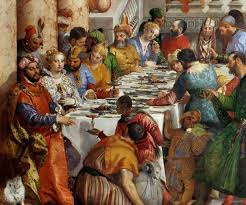bensozia paolo veronese, the wedding at cana The Wedding At Cana Painting By Paolo Veronese in 2006 it occurred to some italian art lovers that with contemporary technology it might be possible to create a digital scan of the original that would do Paolo Veronese Inquisition