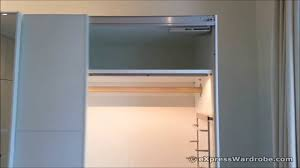 komplement light and soft close system for ikea pax modular wardrobes you