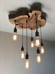 handmade custom lighting chandeliers pendants rustic industrial pertaining to chic industrial farmhouse chandelier your