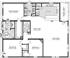 manufactured home floor plan the t n r model tnr 7483 3 bedrooms