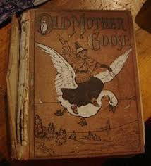 antique mother goose book boeken books mother goose bibliophile and books