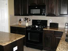 dark kitchen cabinet ideas. Image Of: Kitchen Colors For Oak Cabinets Color Black Ideas Dark Cabinet