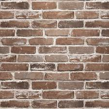 akea faux old brick wallpaper roll