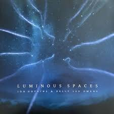 "Luminous Spaces, Jon Hopkins & Kelly Lee Owens – 12"" – Music Mania Records  – Ghent"