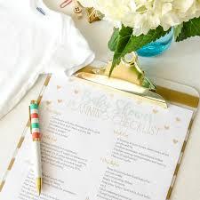 Baby Shower Decoration Checklist Free Printable Baby Shower Planning Checklist Unoriginal Mom