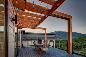 deck lighting ideas pictures. Plain Lighting Bestoverheaddecklightingideas  In Deck Lighting Ideas Pictures