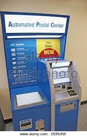 Usps Vending Machine Inspiration USPS Stamp Machine Stock Photo 48 Alamy