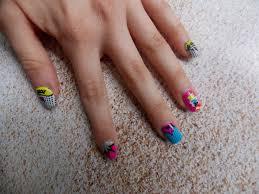 Summer Nail Designs 2014 Trend Review Swatches 10 Sizzling Nail Polish Wrap Designs