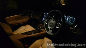 2015 volvo xc90 interior dark with ambient lighting review ambient lighting
