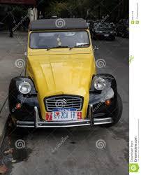 Classic car Citroën 2cv editorial stock photo. Image of france ...