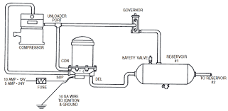 bendix ad 9 air dryers anythingtruck com truck trailer parts typical bendix ad 9 plumbing diagram