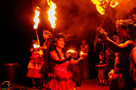 Image result for sea life park luau