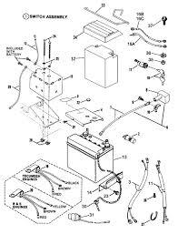 how are the wires on a briggs stratton interlock pn nnn nnn nnnn graphic