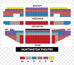 Brandon Amphitheatre Seating Chart 1718blo Huntington Seating Huntington Avenue Theatre